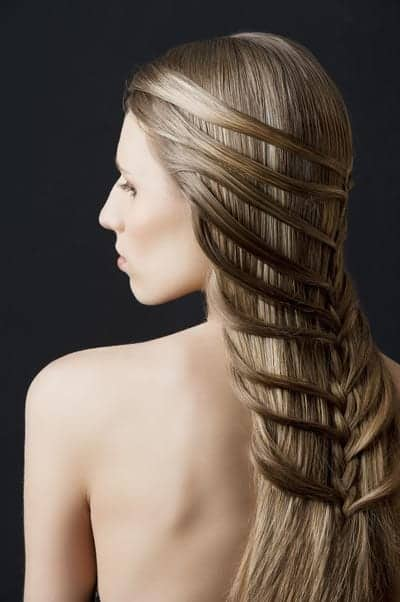 20 DIY Waterfall Braid Tutorial Ideas Hot Beauty Health