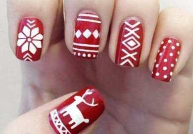 Toes Nail Art Designs