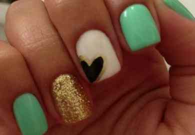 Pictures Of Simple Nail Art Designs