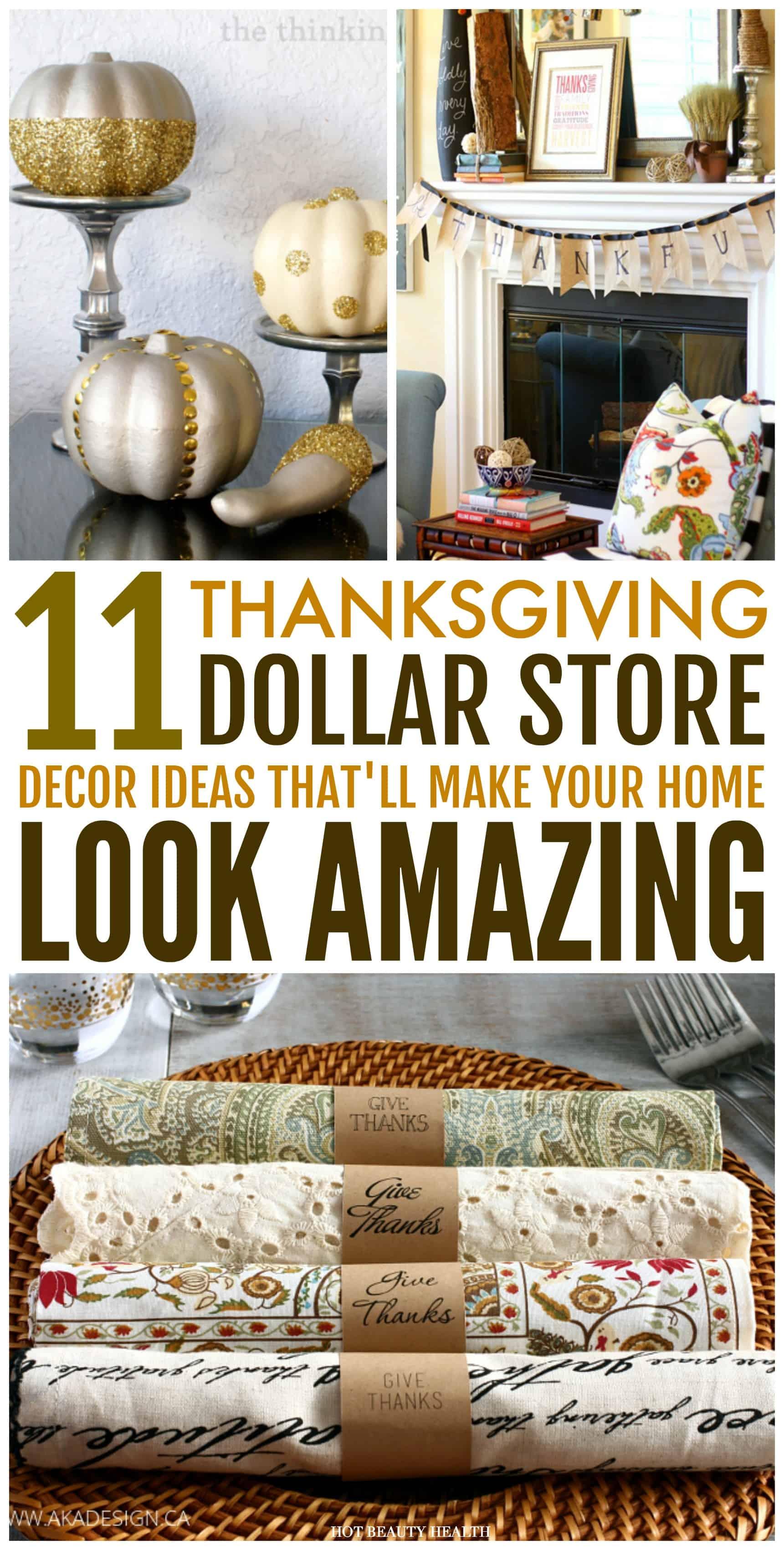 Ideas Home Dollar Store Decor