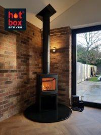 Wood Burning Stoves York   Log Burner Installation   Multi ...