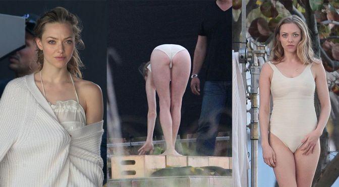 Amanda Seyfried – Photoshoot Candids in Miami