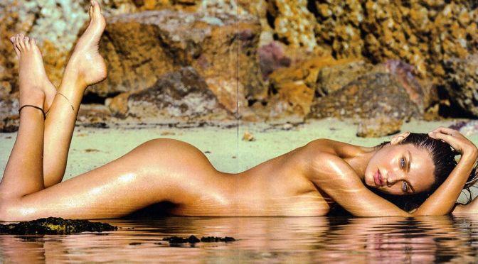 Candice Swanepoel – Maxim Magazine (March 2015)