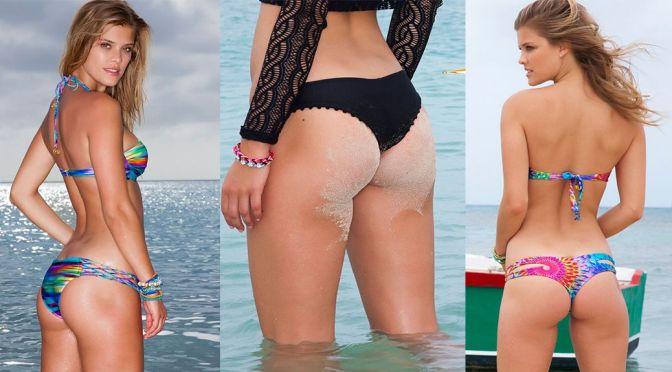"Nina Agdal – ""Luli Fama"" Bikini Photoshoot"