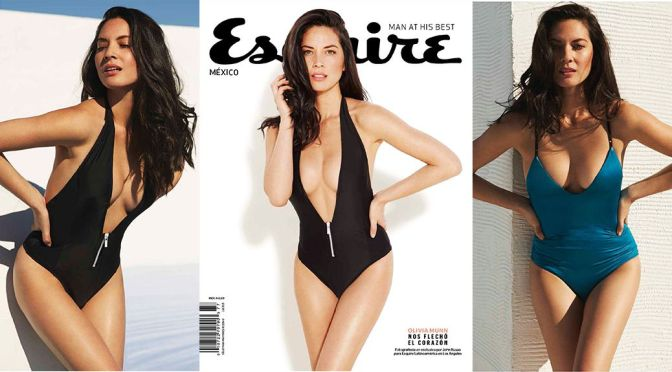 Olivia Munn – Esquire Mexico Magazine (February 2015)