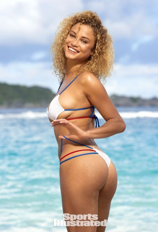 Rose Bertram - Sports Illustrated Swimsuit Issue 2015