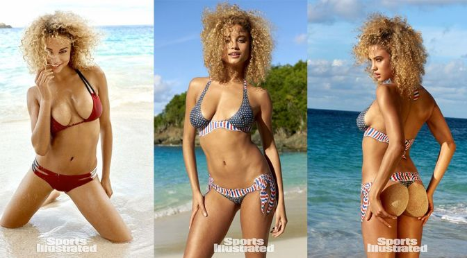Rose Bertram – Sports Illustrated Swimsuit Issue 2015