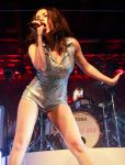 Charli XCX Performs Live in Sheffield