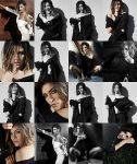 Jessica Szohr - Photoshoot by Randall Slavin