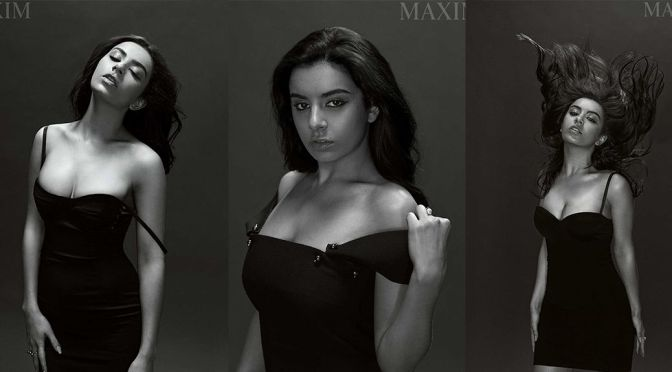 Charli XCX – Maxim Magazine Photoshoot (May 2015)