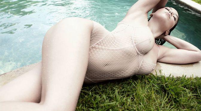 Daisy Lowe – Ponystep Magazine Nude Photoshoot (NSFW)