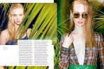 Deborah Ann Woll - Nylon Magazine (April/May 2015)