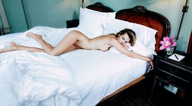 Edita Vilkeviciute – Naked Photoshoot by Pamela Hanson (NSFW)