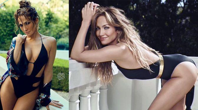 "Jennifer Lopez – Us Weekly Magazine – ""The Best Bodies"" Issue (June 2015)"