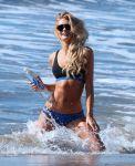 """Kayla Lewis - """"138 Water"""" Bikini Photoshoot in Malibu"""