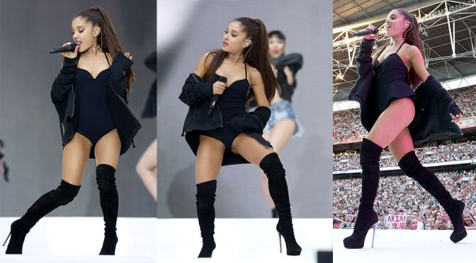Ariana Grande – Capital FM Summertime Ball in London