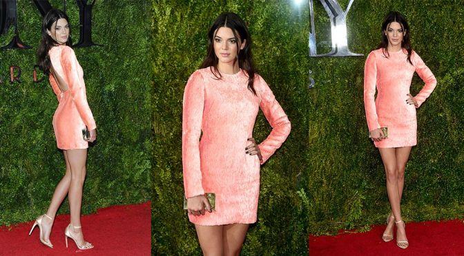 Kendall Jenner – 2015 Tony Awards in New York City