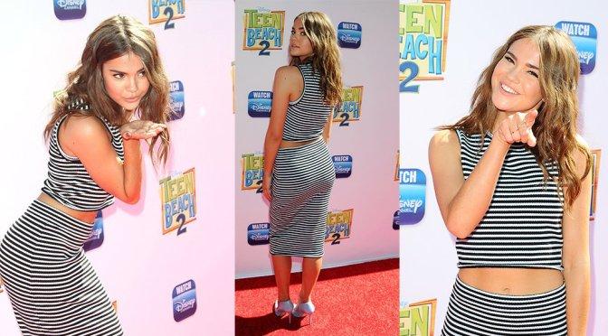 "Maia Mitchell – ""Teen Beach 2"" Premiere in Burbank"