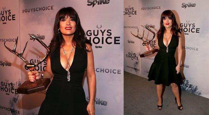 Salma Hayek – Spike TV's Guys Choice Awards in Culver City