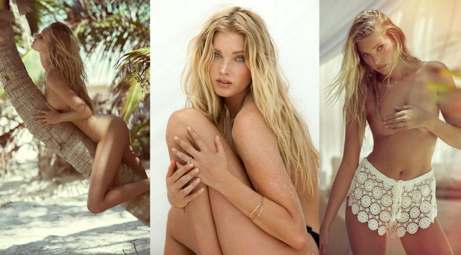 Elsa Hosk – GQ Magazine (August 2015)