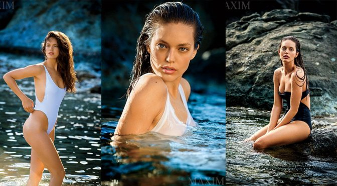 Emily Didonato – Maxim Magazine Photoshoot (August 2015)
