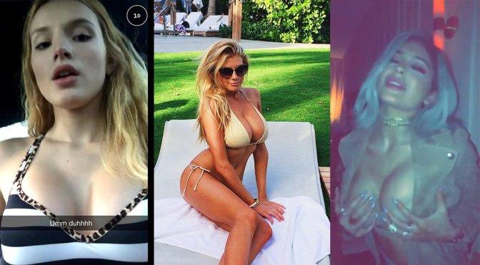 Various Celebs – Weekly Instagram/Twitter Roundup