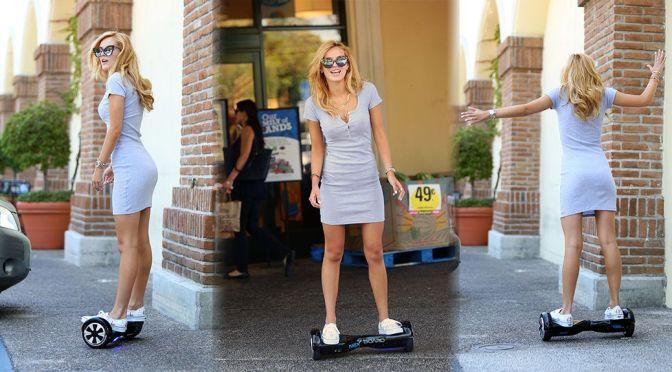 Bella Thorne – Candids in Los Angeles