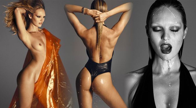 Candice Swanepoel – Lui Magazine Topless Photoshoot (September 2015) (NSFW) (Uncensored)