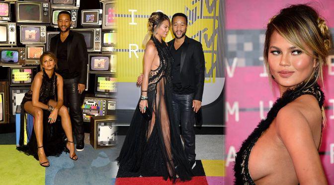Chrissy Teigen – 2015 MTV Video Music Awards