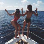 Kendall Khloe Jenner