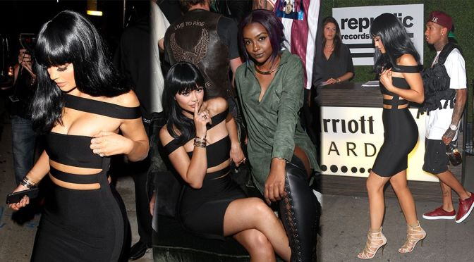 Kylie Jenner – Republic Records VMA After Party