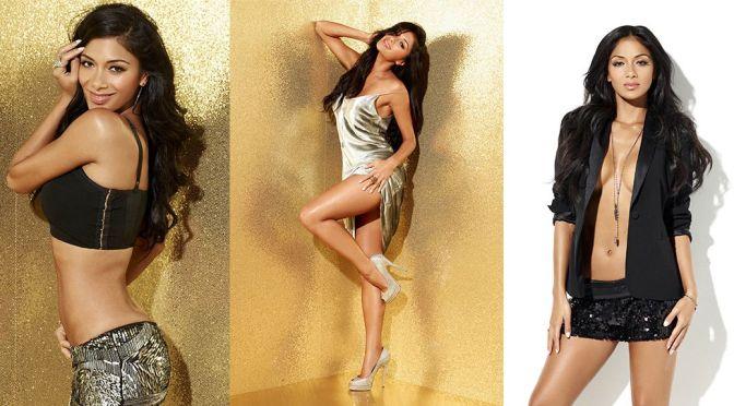 Nicole Scherzinger – Studio Photoshoot