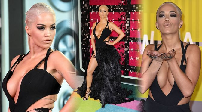 Rita Ora – 2015 MTV Video Music Awards