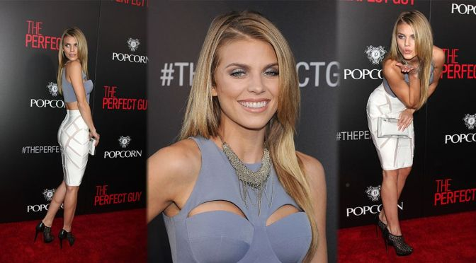 "AnnaLynne McCord – ""The Perfect Guy"" Premiere in Beverly Hills"