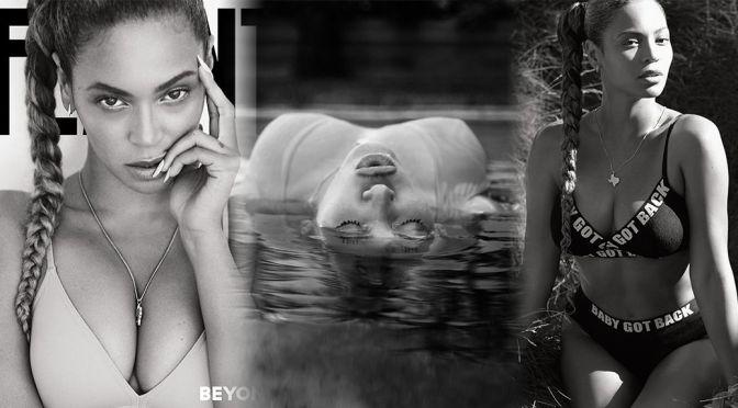 Beyonce – Flaunt Magazine Photoshoot (Issue #143)