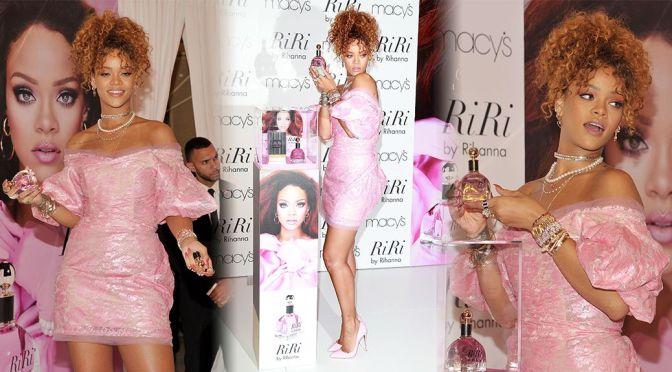 Rihanna – RiRi By Rihanna Fragrance Launch in New York