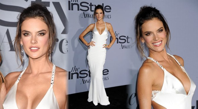 Alessandra Ambrosio - InStyle Awards in Los Angeles
