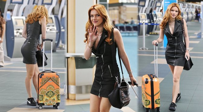 Bella Thorne – Candids in Vancouver