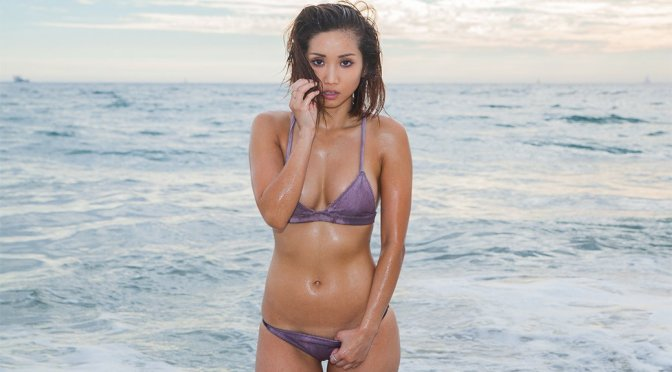 Brenda Song – Bikini Photoshoot
