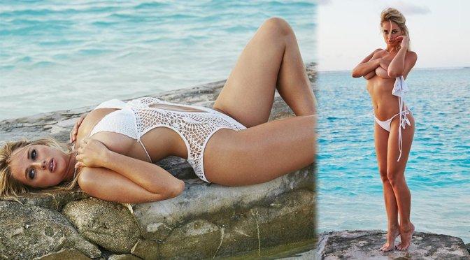 Genevieve Morton – 2015 World Swimsuit Photoshoot