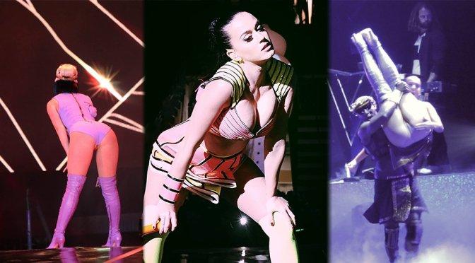 "Katy Perry - ""Prismatic"" Concert in San Juan"
