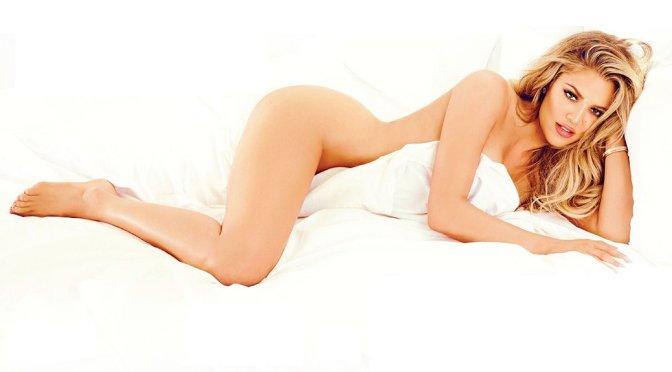 "Khloe Kardashian - ""STRONG"" Photoshoot"