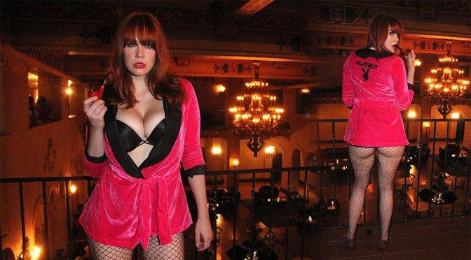 Maitland Ward - Halloween Party in Hollywood