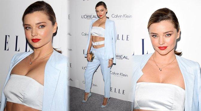 Miranda Kerr - 22nd Annual ELLE Women in Hollywood Awards