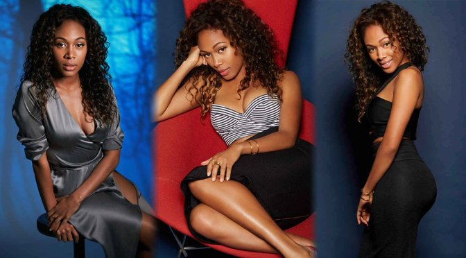 "Nicole Beharie – ""Becoming Attraction"" Photoshoot"