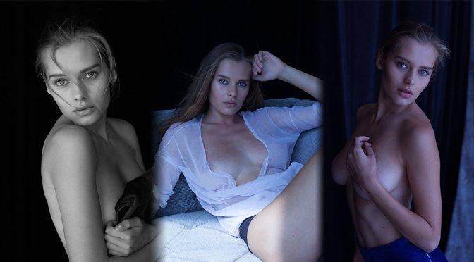 Solveig Mork Hansen – Topless Photoshoot by Nicola D'Orazio