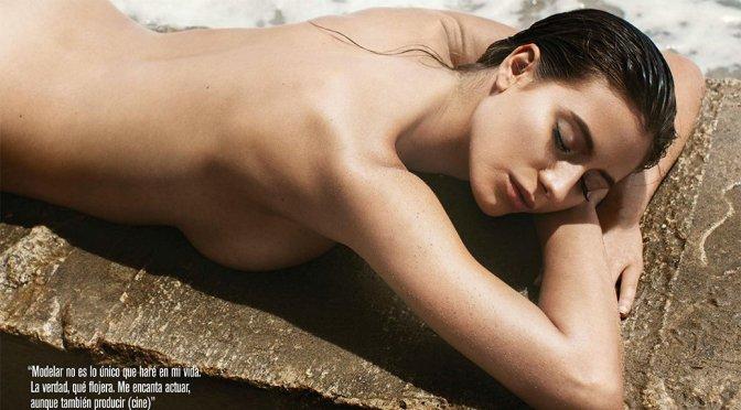 Alejandra Guilmant – Maxim Mexico Magazine (November 2015)