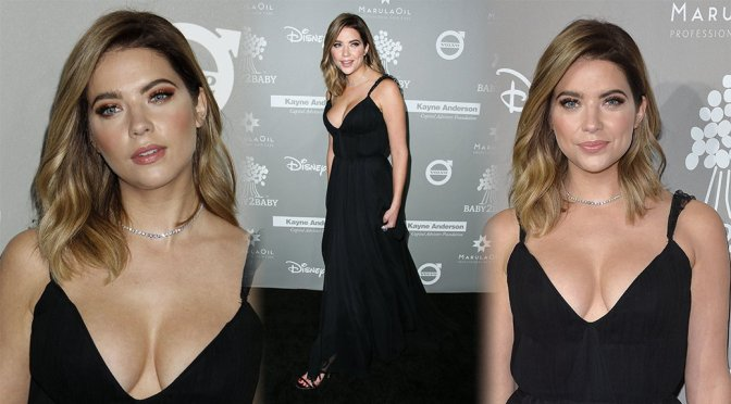 Ashley Benson – 2015 Baby2Baby Gala in Culver City