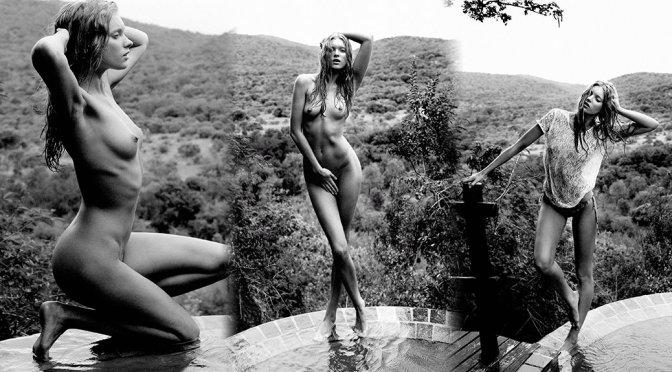 Elsa Hosk - Nude Photoshoot by Yu Tsai (NSFW)