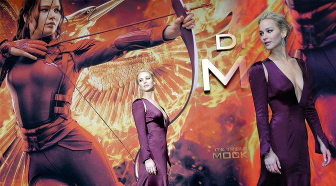 "Jennifer Lawrence – ""The Hunger Games: Mockingjay Part 2"" Premiere in Berlin"